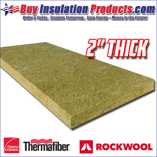 2 Quot 8 Mineral Wool Insulation Board Buy Insulation Products