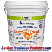 Fiber Reinforced Duct Sealer - Duct Seal 321