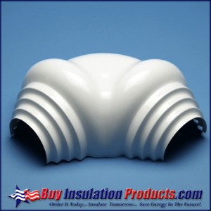 PVC Victaulic Elbow Cover | PVC Insulation Cover