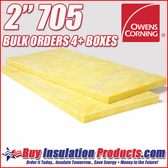 Owens Corning 705 Acoustic Board HEAVY DENSITY (6#) (BULK QUANTITY)
