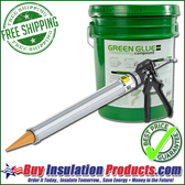 Green Glue 5 Gallon Pail Dispensing Gun