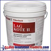 Fiberlock Lag-Kote II Asbestos Encapsulant (2 Gallons)