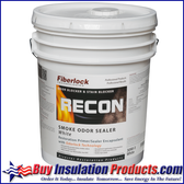 Fiberlock Recon Smoke Odor Sealer (5 Gallon)