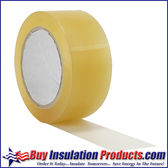 "Clear PVC Vinyl Tape for Color PVC Covers (2"" Wide)"
