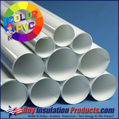 Color PVC Cut & Curl Jacketing w/ SSL (4FT)