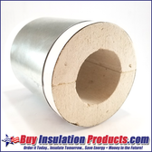 Cal-Sil 360° Insulated Pipe Support w/Metal Shield