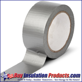 "2"" Gray Duct Tape"