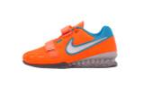 Nike Romaleos 2 Weightlifting Shoes - Orange / Blue