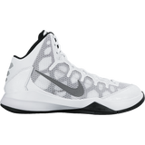 Nike Men's Zoom Without A Doubt - White/Metallic Silver/Black
