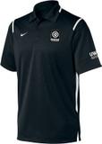 Nike Men's UWW Team Game Day Polo - Black/White
