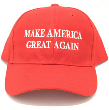PRESIDENT DONALD TRUMP - MAKE AMERICA GREAT AGAIN - Ball Cap / Hat