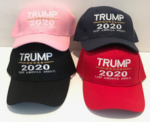 TRUMP 2020 ELECTION - DONALD TRUMP - KEEP AMERICA GREAT! - Ball Cap / Hat