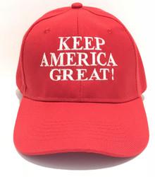 KEEP AMERICA GREAT! - PRESIDENT DONALD TRUMP 2020 ELECTION - Ball Cap / Hat
