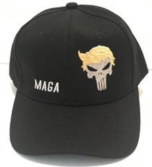 TRUMP PUNISHER - PRESIDENT DONALD TRUMP 2020 ELECTION - Ball Cap / Hat