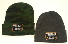 TRUMP 2020 - PRESIDENT DONALD TRUMP - KEEP AMERICA GREAT Quality Adult Unisex Beanie
