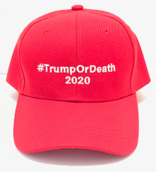 #TrumpOrDeath - The Josh Bernstein Show - Adjustable Ball Cap / Hat