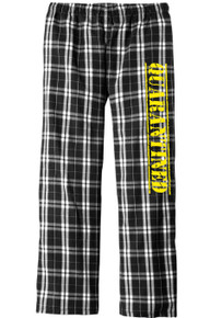 QUARANTINED - Men's Black & White Pajama Pant