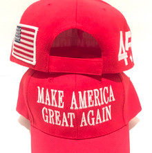 MAKE AMERICA GREAT AGAIN - SPECIAL EDITION RALLY Ball Cap / Hat