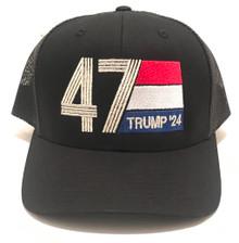 47 USA TRUMP 2024 - PRESIDENT DONALD TRUMP 2024 ELECTION - Richardson Hat / Ball Cap