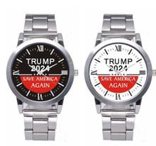 Trump 2024 Save America Again - Quartz Analog Wristwatch Watch