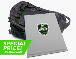 Ballistic Backpack Insert