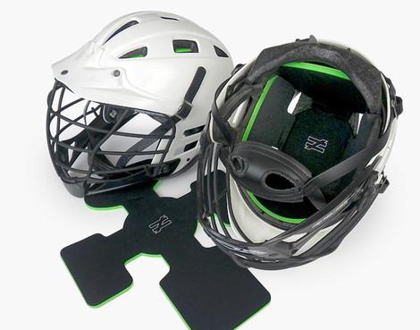 Lacrosse Helmet Liner