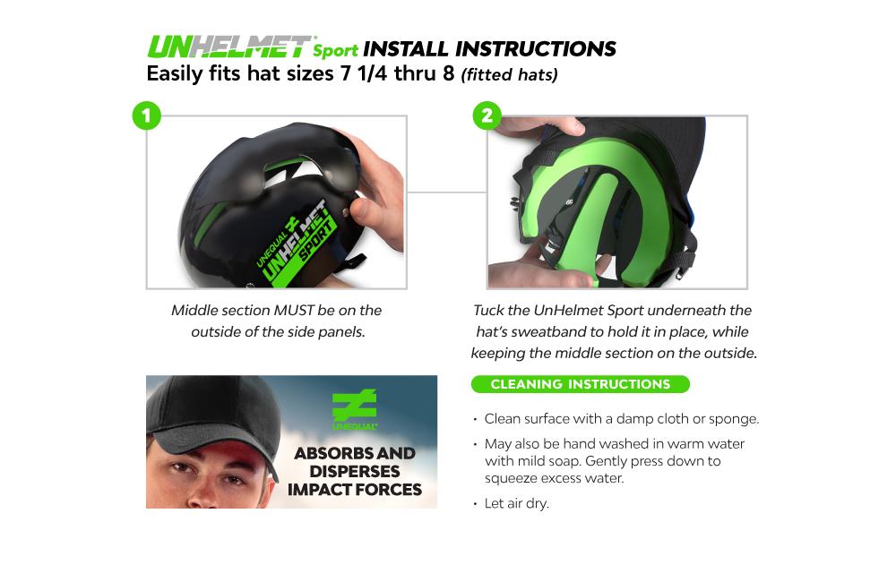 top-skateboard-helmet-insert-liner-head-protection-instructions