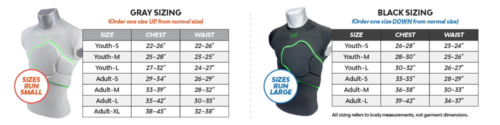 pro-athlete-recommended-shirt-heart-impact-protection-sizing