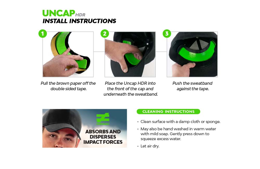 top-baseball-hat-insert-head-protection-instructions