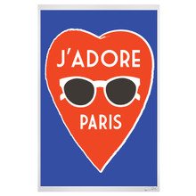 J'ADORE- PARIS BLUE & FANTA