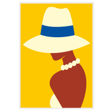 SUNHATS & PEARLS YELLOW