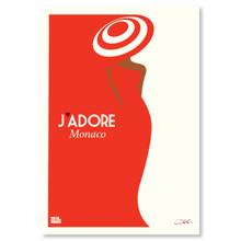 J'ADORE MONACO