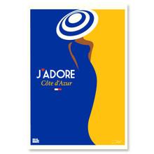 J'ADORE COTE D'AZUR