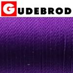 Gudebrod Rod Wrapping Thread-#468 Purple