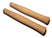 Standard western cork grip; reversed half-wells. Super or Flor grade. Western Cork Grip