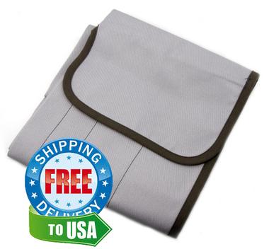 4pc Cloth rod sock, Classic cotton-twill material