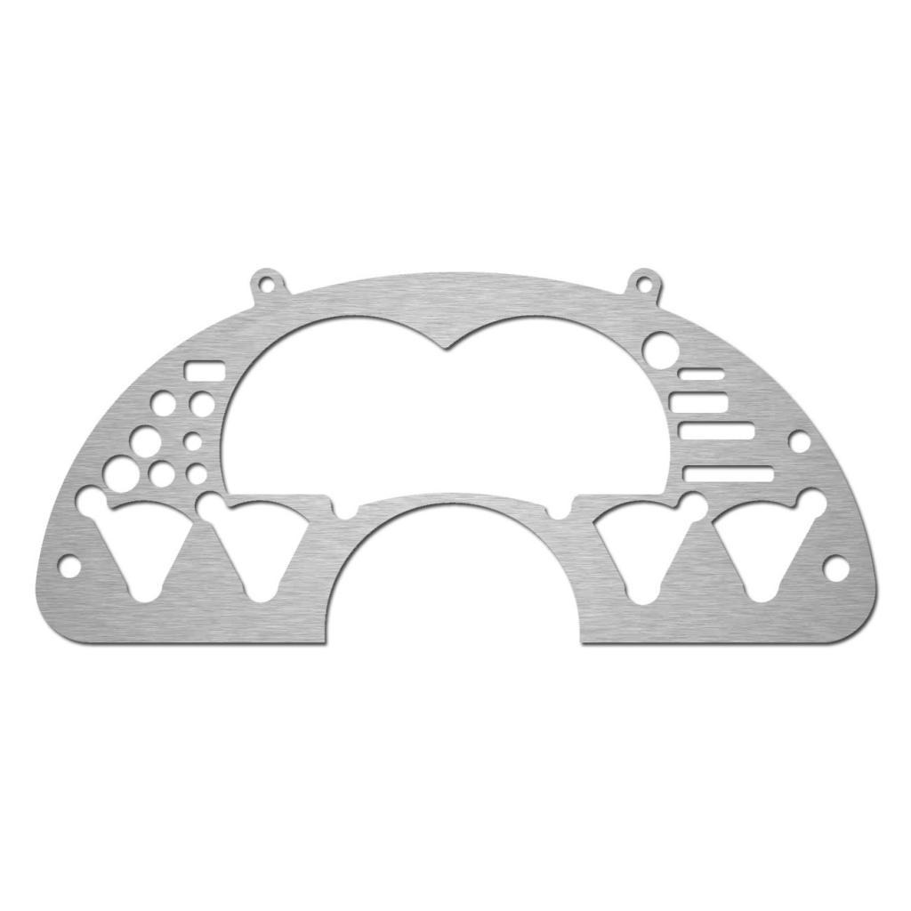 Aluminum Gauge Cluster Dash Bezel Trim fits 93-97 Pontiac Firebird