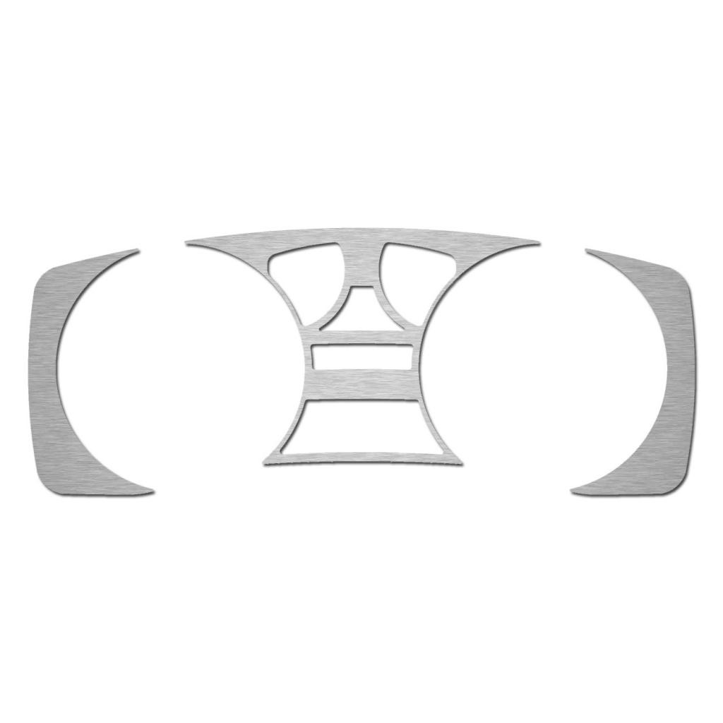 Aluminum Gauge Cluster Dash Bezel Trim fits 88-91 GMC K1500