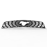 Ford Mustang V6 10-12  - Spiderweb Grille Insert Trim