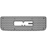 Grille Insert Guard Mesh Punch Black Powdercoat fits: 1994-1998 GMC C3500