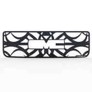 Grille Insert Guard Tribal Black Powdercoat fits: 1994-1998 GMC C3500
