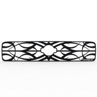 Grille Insert Guard Spiderweb Black Powdercoat fits: 1999-2001 Nissan Pathfinder