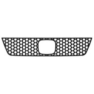 Grille Insert Guard Circle Punch Black Powdercoat fits: 2003-2006 Honda Element