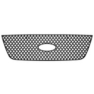 Grille Insert Guard Mesh Punch Black Powdercoat fits: 2001-2003 Ford Ranger