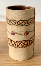 Celtic Pencil Pot