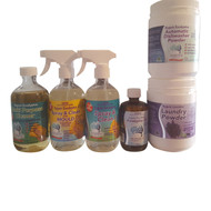Bygum Everyday Essential Bundle with Lavender Laundry Powder