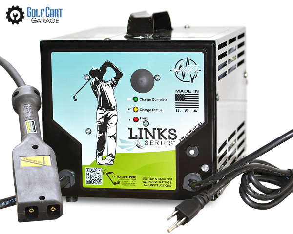 Lester Links Battery Charger