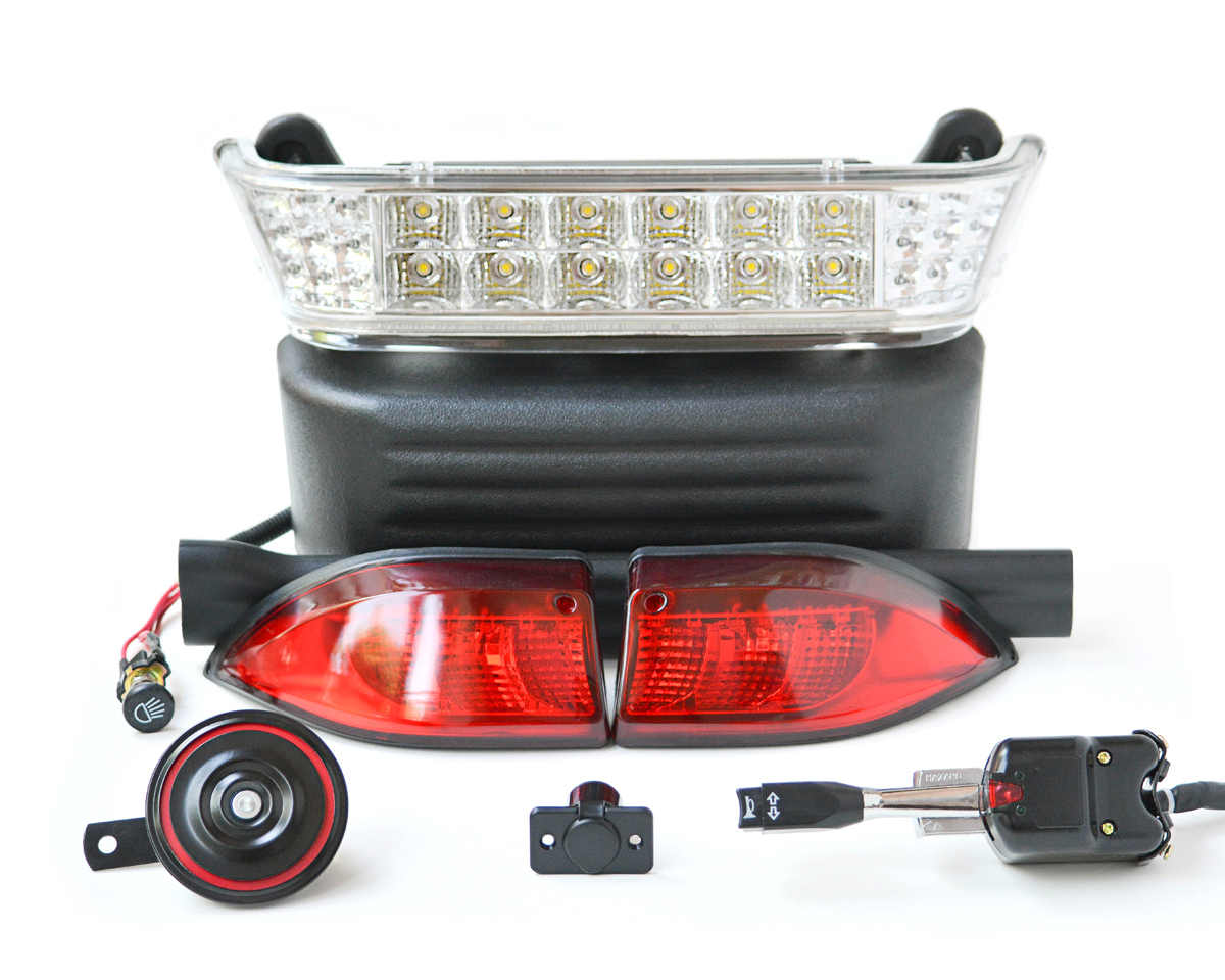 Club Car Precedent Street Legal Lights Kit