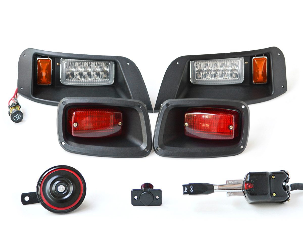 EZ-GO TXT Street Legal Lights Kit