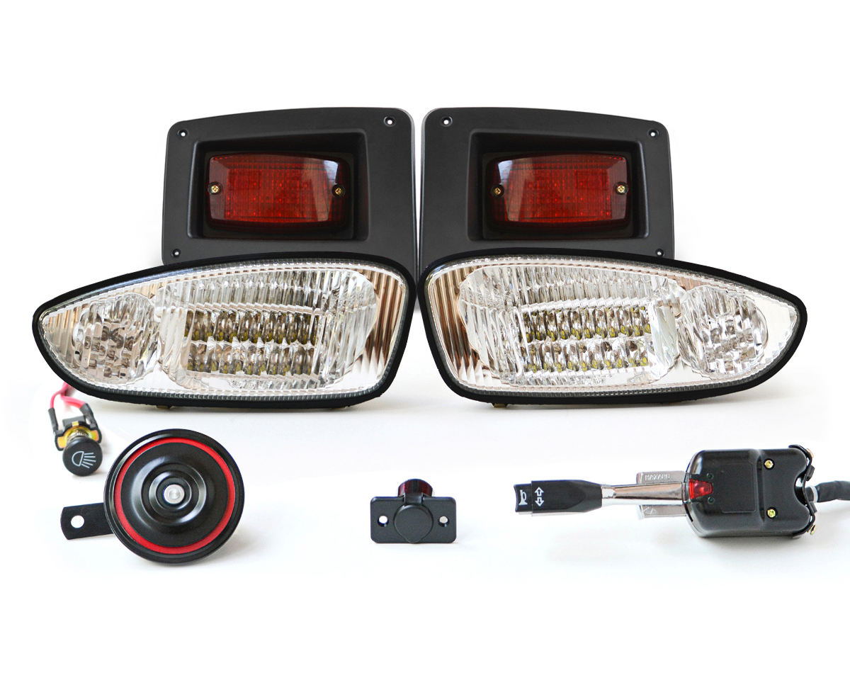 EZ-GO RXV Street Legal Lights Kit